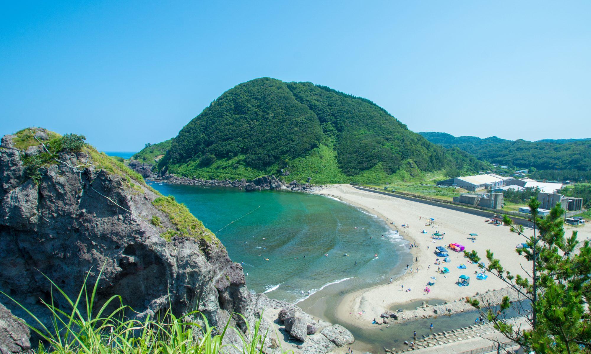 三瀬海岸 / Sanze Coast